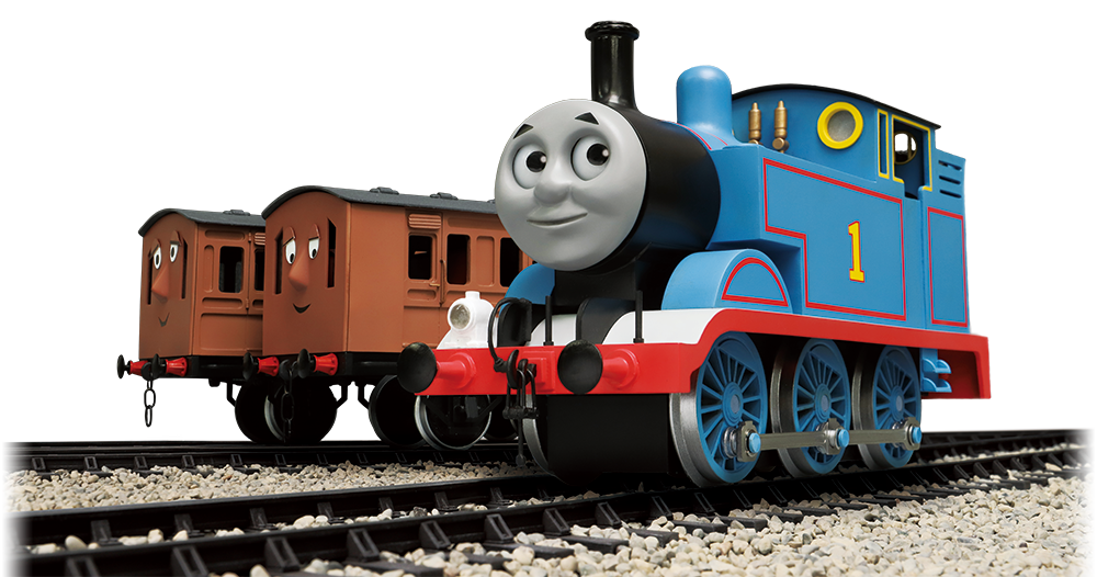 THOMAS WITH ANNIE AND CLARABEL PROP REPLICA