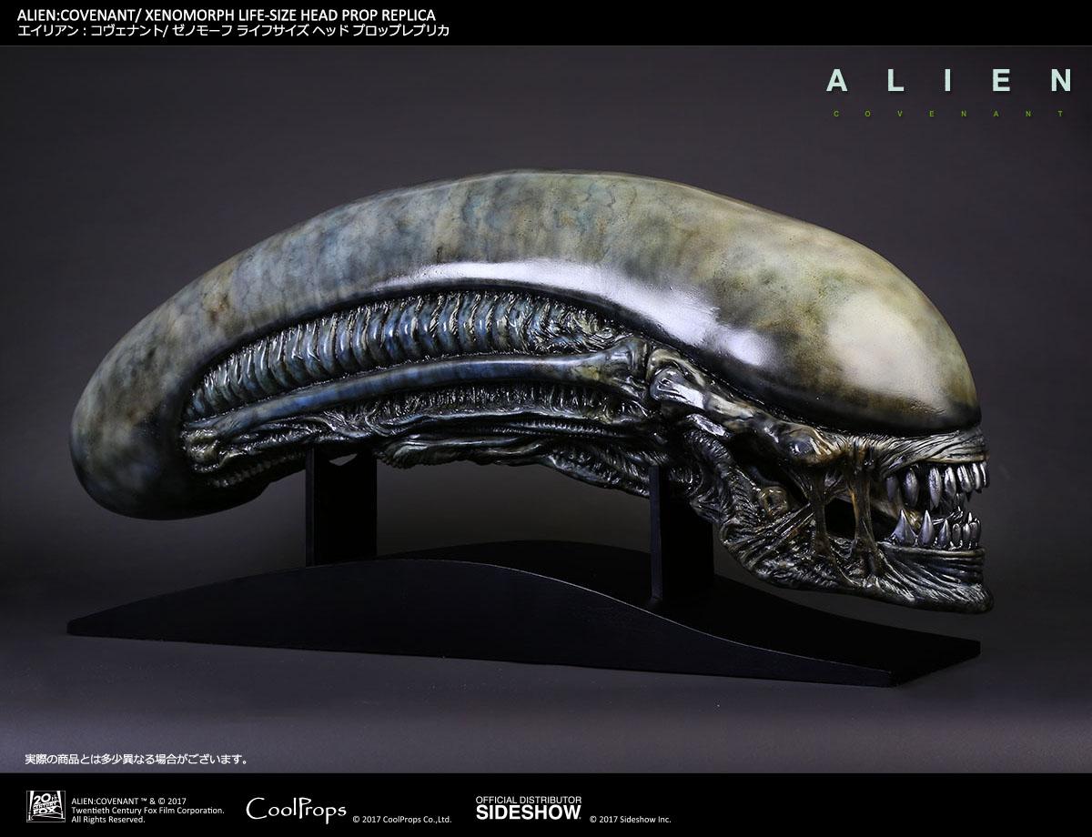 ALIEN:COVENANT/ XENOMORPH LIFE...