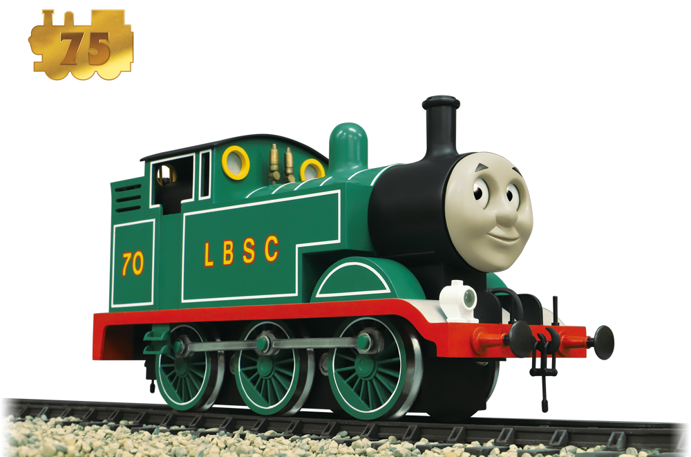GREEN THOMAS 75TH ANNIVERSARY EDITION